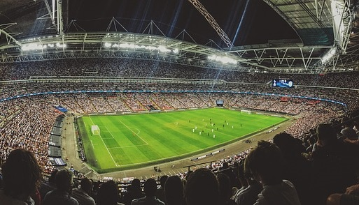 Stadium full