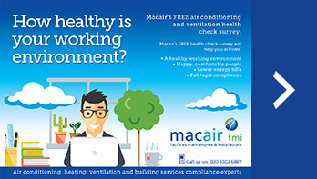 Macair FMI Ltd Health Check Brochure